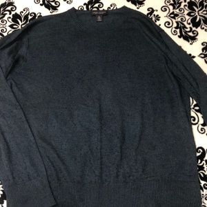 Banana Rebulic Silk Cashmere Crew Neck Sweater XL